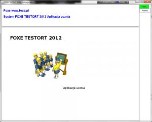 FOXE Testort 2012